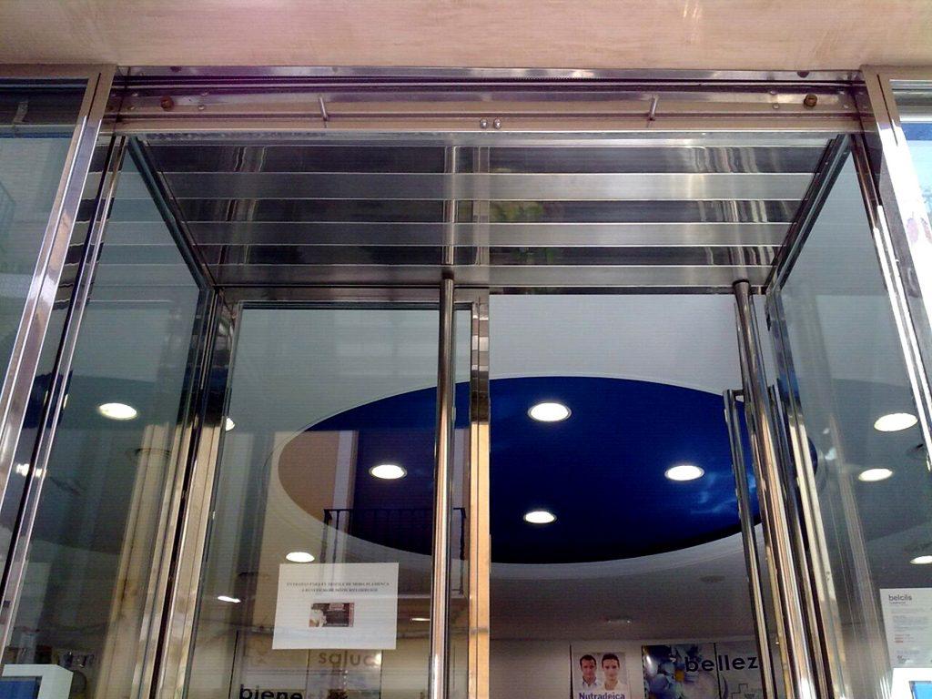 Acero Inoxidable Huelva Islamar (Estructuras  nº 1)