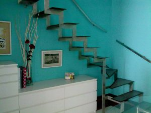 Acero Inoxidable Huelva Islamar (Escaleras nº 7)