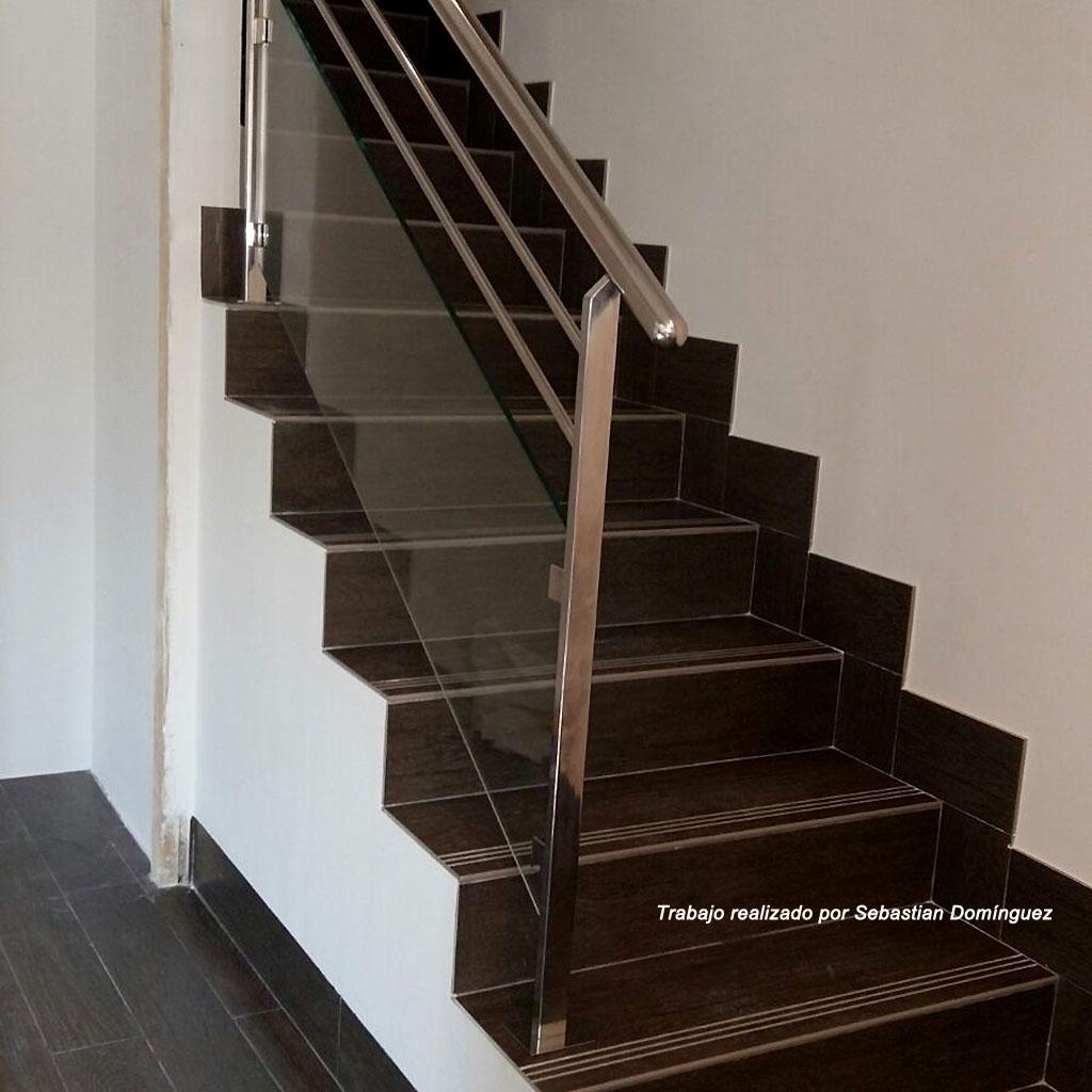 Barandilla de escalera  nº 15