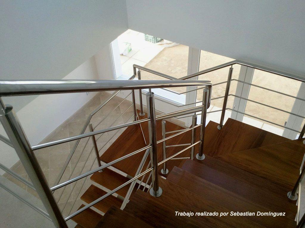 Barandilla de escalera  nº 2