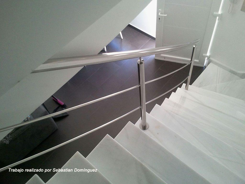 Barandilla de escalera  nº 3