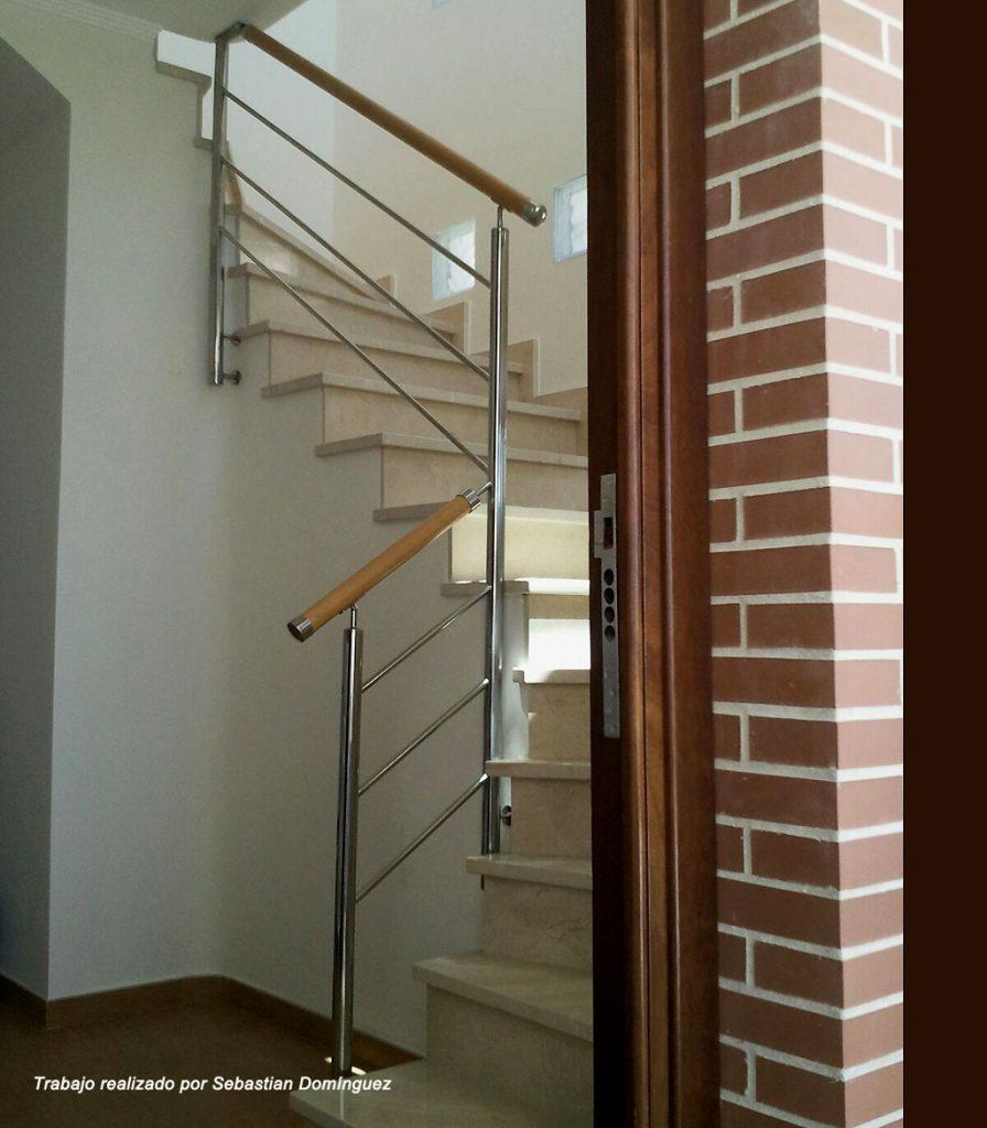 Barandilla de escalera  nº 4