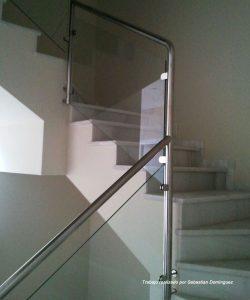 Barandillas de escalera escaleras con o sin pelda os de - Barandillas de seguridad para escaleras ...
