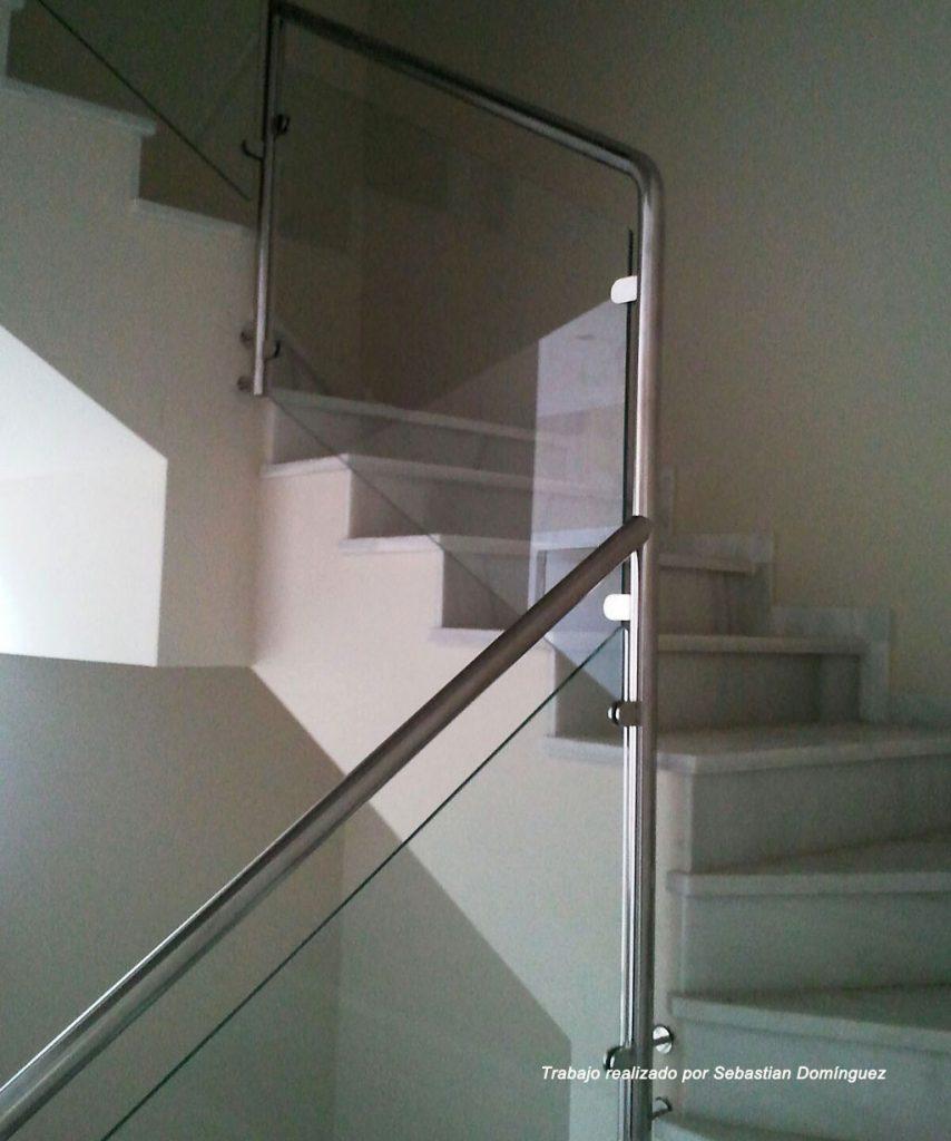 Barandilla de escalera  nº 5