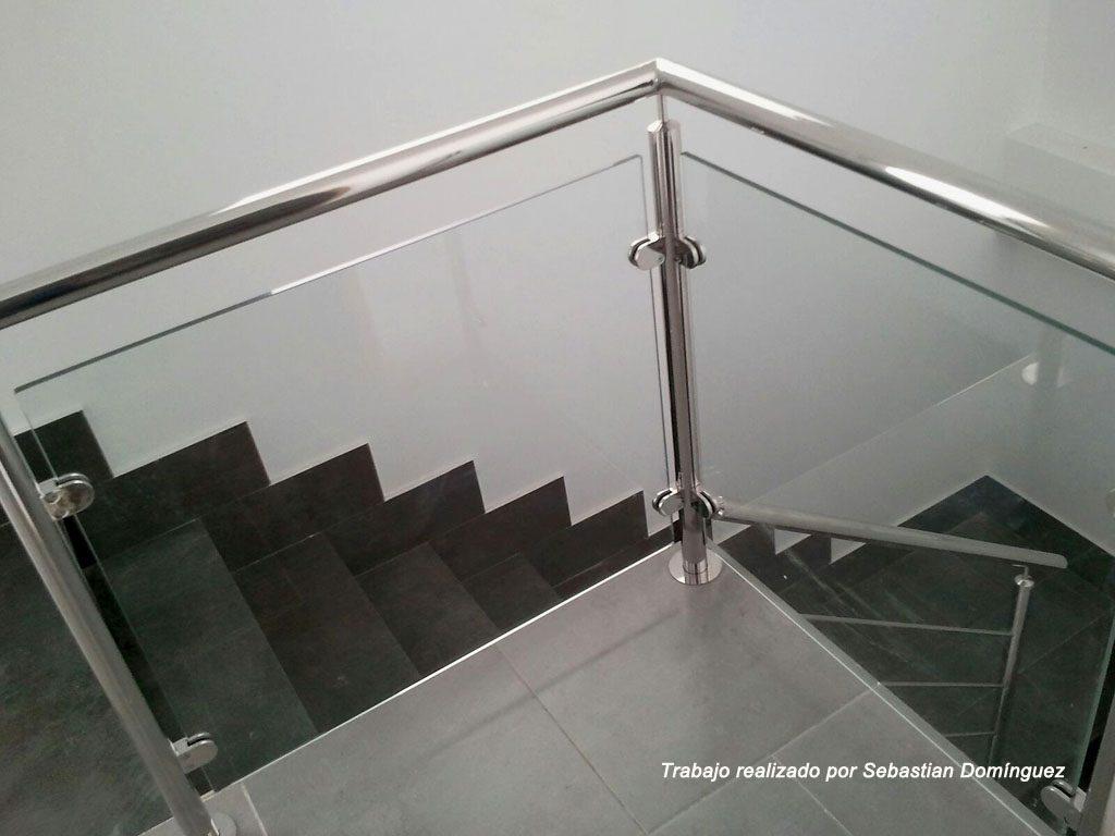 Barandilla de escalera  nº 6