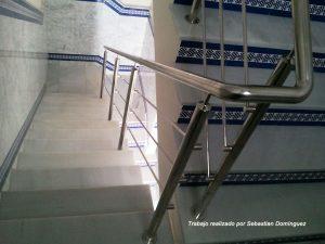 Barandillas Escaleras nº 7