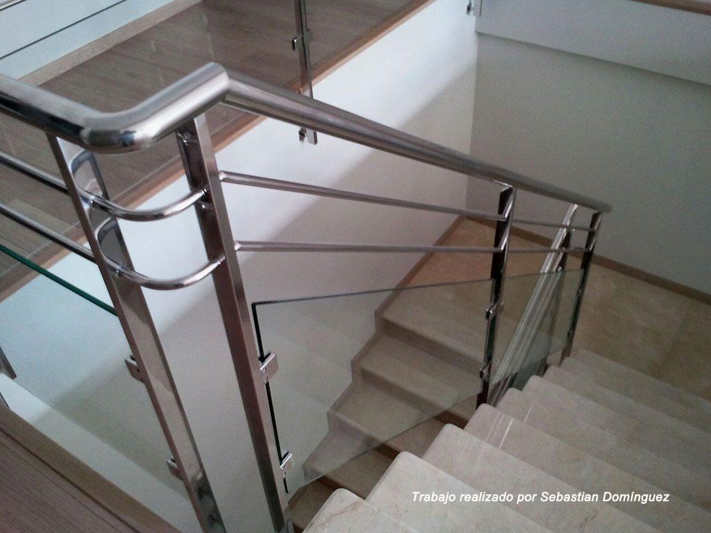 Barandilla de escalera  nº 8