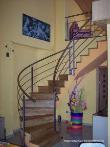Barandillas Escaleras nº 9