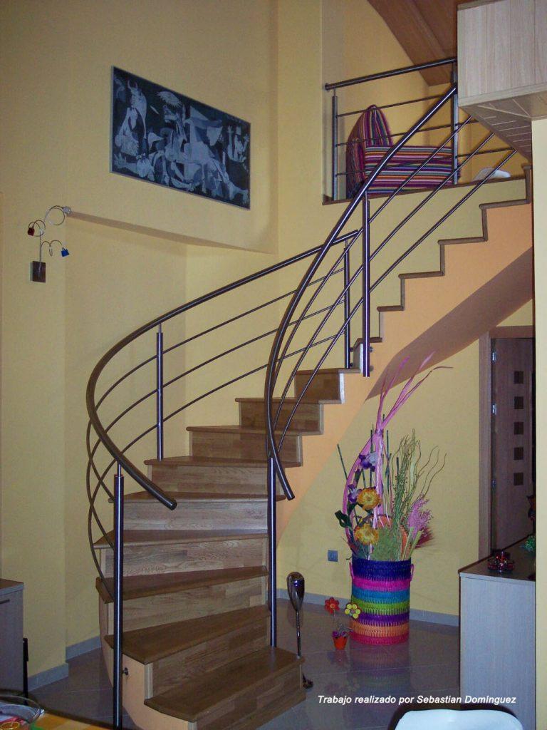 Barandilla de escalera  nº 9