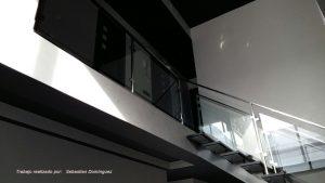 Barandilla y Pasamano Escalera nº 6