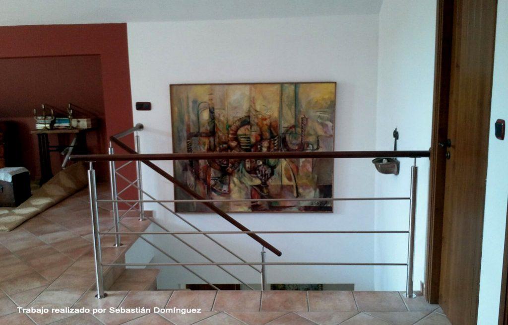 Barandillas Escaleras nº 18