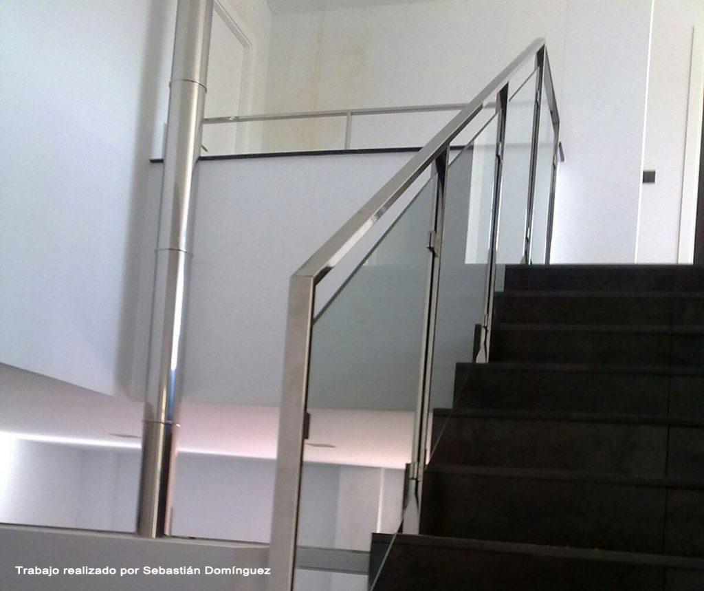 Barandillas Escaleras nº 19