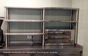Acero Inoxidable Huelva Islamar (Muebles nº 3)