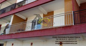Balcón en Acero Inoxidable  – Inoxidables Islamar Huelva