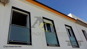 Balcones en Acero Inoxidable y Vidrios de Seguridad.- Inoxidables Islamar Huelva