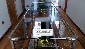 Barandas en Acero Inoxidables y Vidrios de Seguridad – Inoxidable Islamar Huelva