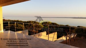 Barandas de lineas en Acero Inoxidable – Islamar  Huelva.