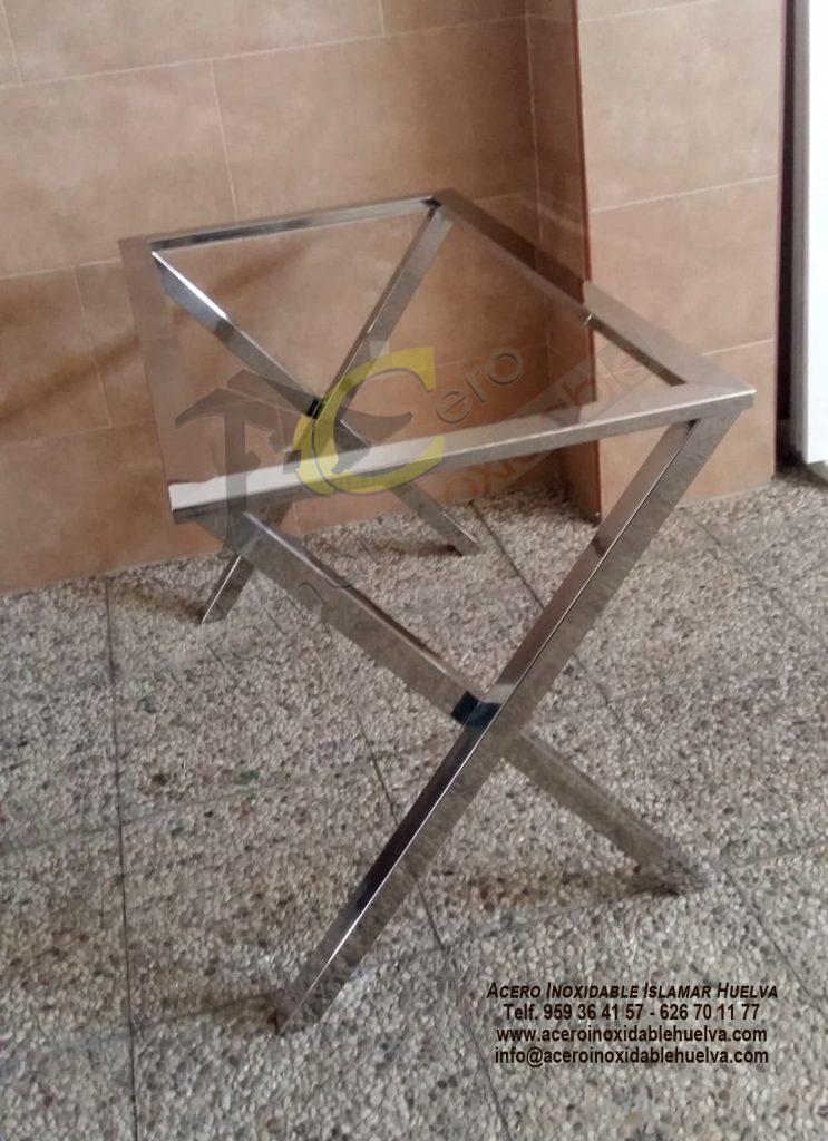 Mesa Acero Inoxidable-Islamar Huelva.