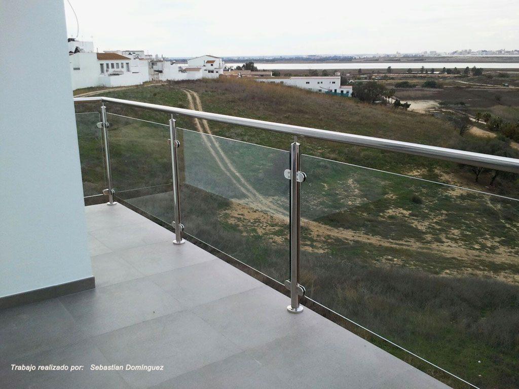Barandilla o Balcón nº 2